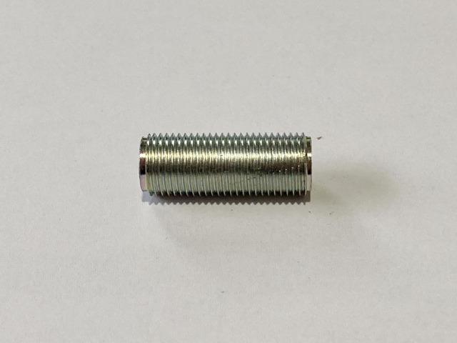 ニップル 25mm ※1/8ピッチ スチール製【レターパック可】