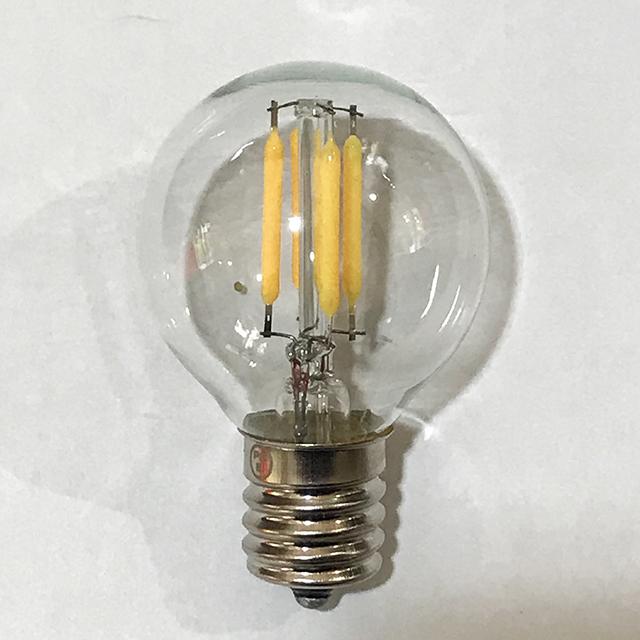 LED電球 E17 4W 電球色