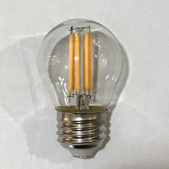 LED電球 E26 6W 電球色