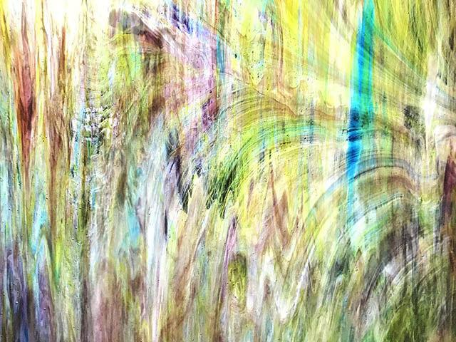 ウィズマーク WO-264 パープル/グリーン/ブルー ウィスピー