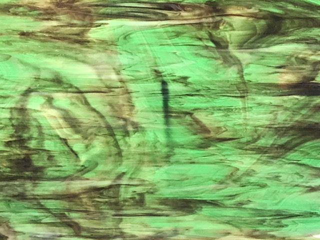 ウィズマーク WO-61 グリーン/ブラウン ウィスピー