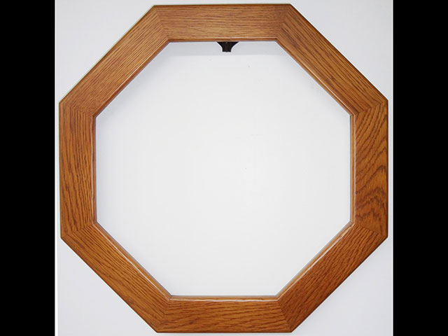 オークフレーム 八角形 Sサイズ