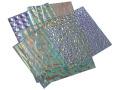 ダイクロ,ステンド,板ガラス,インパクト,キラキラ,フロート,金,銀,ゴールド,アクセント,型板,