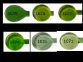 モレッティロッド透明ライトグリーン系(単位:100g)