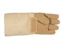 耐熱,保護,耐火,吹き,溶解炉,グローリー,スリーブ,ミット,ミトン,Aスキ,ホット,腕,手袋,ブロワー