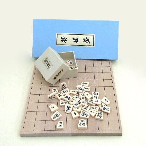 新桂6号折将棋盤とP水無瀬の将棋セット