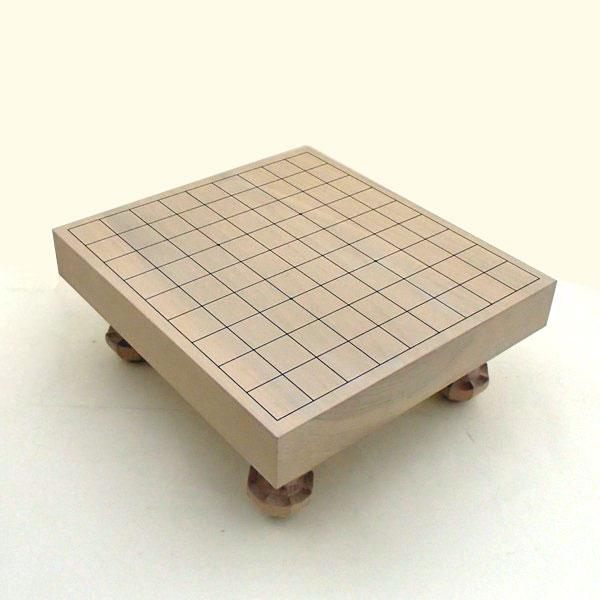 本桂2寸足付将棋盤  松