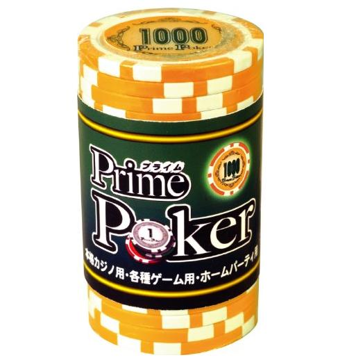 ポーカーチップ プライムポーカー 1000