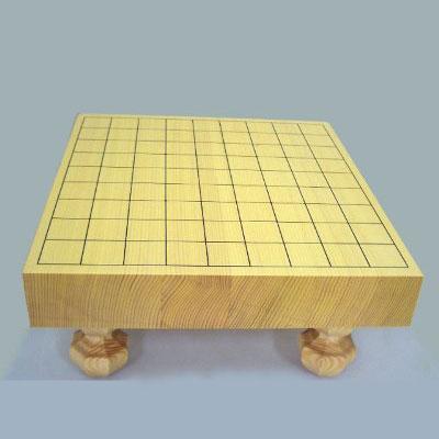 将棋盤 新かや2寸足付接合将棋盤竹