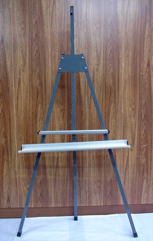 将棋用品 教授用スタンド式囲碁・将棋盤立掛台(受皿付き)