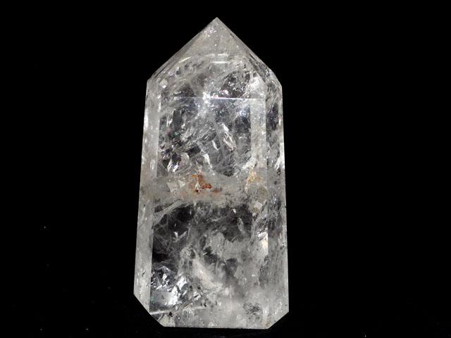 【半額SALE】水晶ポイント 4.92kg サイズ(約):縦27×横13×奥行10cm