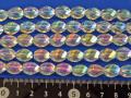 オーロラオーラ  ねじれカット 10×12ミリ 【bz-auroraaura-nejicut】【定型外可】