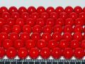 珊瑚(コーラル)レッド 染め 10ミリ 【定形外可】【bz-coral-red-10】