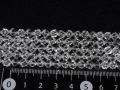 水晶キューブ 斜め貫通 4ミリ×4ミリ
