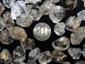 ハーキマーダイヤモンド原石(大) 約5〜10グラム