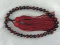 片手念珠 赤虎目石(レッドタイガーアイ) 8ミリ玉