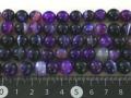 紫縞瑪瑙 10ミリ