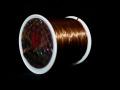 オペロンゴム ブラウン  約0.8ミリ×80メートル巻