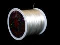 オペロンゴム ホワイト  約0.8ミリ×80メートル巻