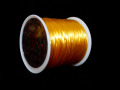 オペロンゴム イエロー  約0.8ミリ×80メートル巻