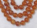 オレンジガーネット 10ミリ 【bz-orangegarnet-10】【定型外可】