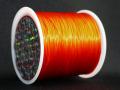 オペロンゴム オレンジ  約0.8ミリ×70メートル巻