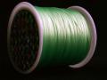 オペロンゴム パステルグリーン  約0.8ミリ×70メートル巻