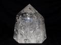 【半額SALE】水晶ポイント 13.76kg サイズ(約):縦27×横24×奥行16cm