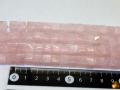 ローズクオーツ(紅水晶) キューブ 8ミリ×8ミリ