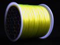 オペロンゴム 蛍光イエロー  約0.8ミリ×70メートル巻