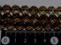 スモーキークオーツ(茶水晶)48面カット 10ミリ