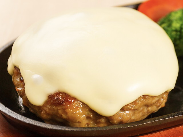 チーズタッカルビハンバーグ