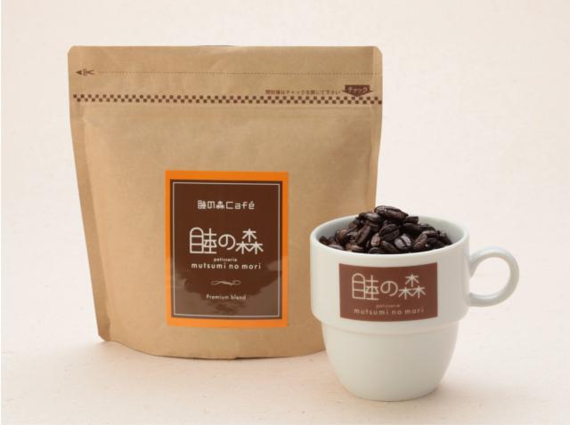 睦の森コーヒー1
