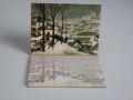 美術史美術館雪中の狩人WA7-3-5