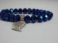 Met Opera Music Charm Bracelet Blue MET MTA13