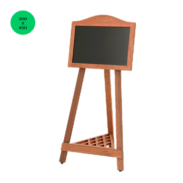SGC-345 グラインC木製マーカーボード300X450 光沢板面(つや有り)/メニュースタンド