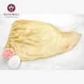 ロングヘアOK■シルク100%サテンの【ロングナイトキャップ】切れ毛、枝毛予防に簡単ヘアケア