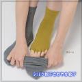 シルク指汗【さわやかソックス】指が出てるのに不思議と温か!【日本製】
