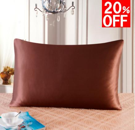 【封筒型】枕カバー|19匁|シルク100%
