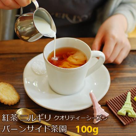 ニルギリ・バーンサイド茶園