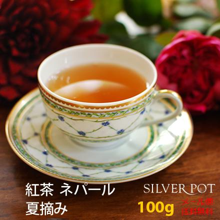 【送料無料】】[紅茶]<お徳用パック>ネパール 夏摘み 2018年ジュンチヤバリ茶園HRHT Summer Wonder(100g)