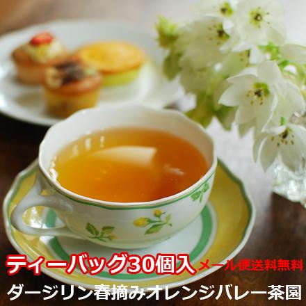 ダージリン春摘みオレンジバレー茶園