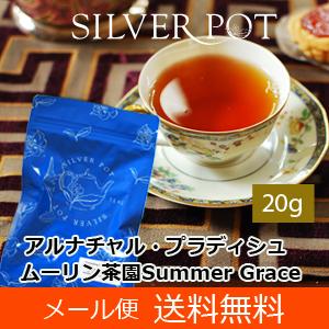 【送料無料】アルナチャル・プラデシュ 2017年ムーリン茶園SFTGFOP1 Summer Grace(20g)
