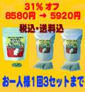 セット3番 三角100g + シモン茶90gx2