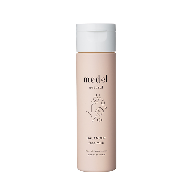 medel natural(メデル ナチュラル) バランサー フェイスミルク 120mL