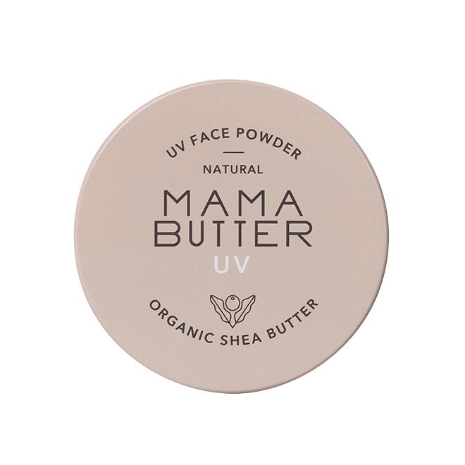 MAMA BUTTER(ママバター) フェイスパウダー ナチュラル 7g