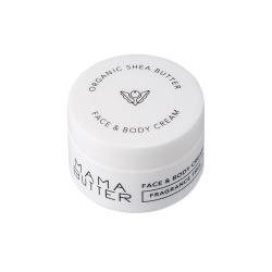 MAMA BUTTER(ママバター) フェイス&ボディクリーム 無香料 25g