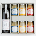 [2017御中元]VEGE KITCHEN(ベジキッチン) ハーブコーディアル&すっきり甘酒セット 【送料&ラッピング無料】