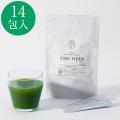 Beauty drink_近江ハーブ オーガニックグリーンジュース 14包入