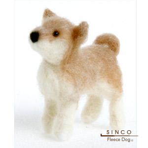 No.03 フリースドッグキット・柴犬